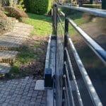 pose d'un portail à Marcq en Baroeul : système d'ouverture automatique