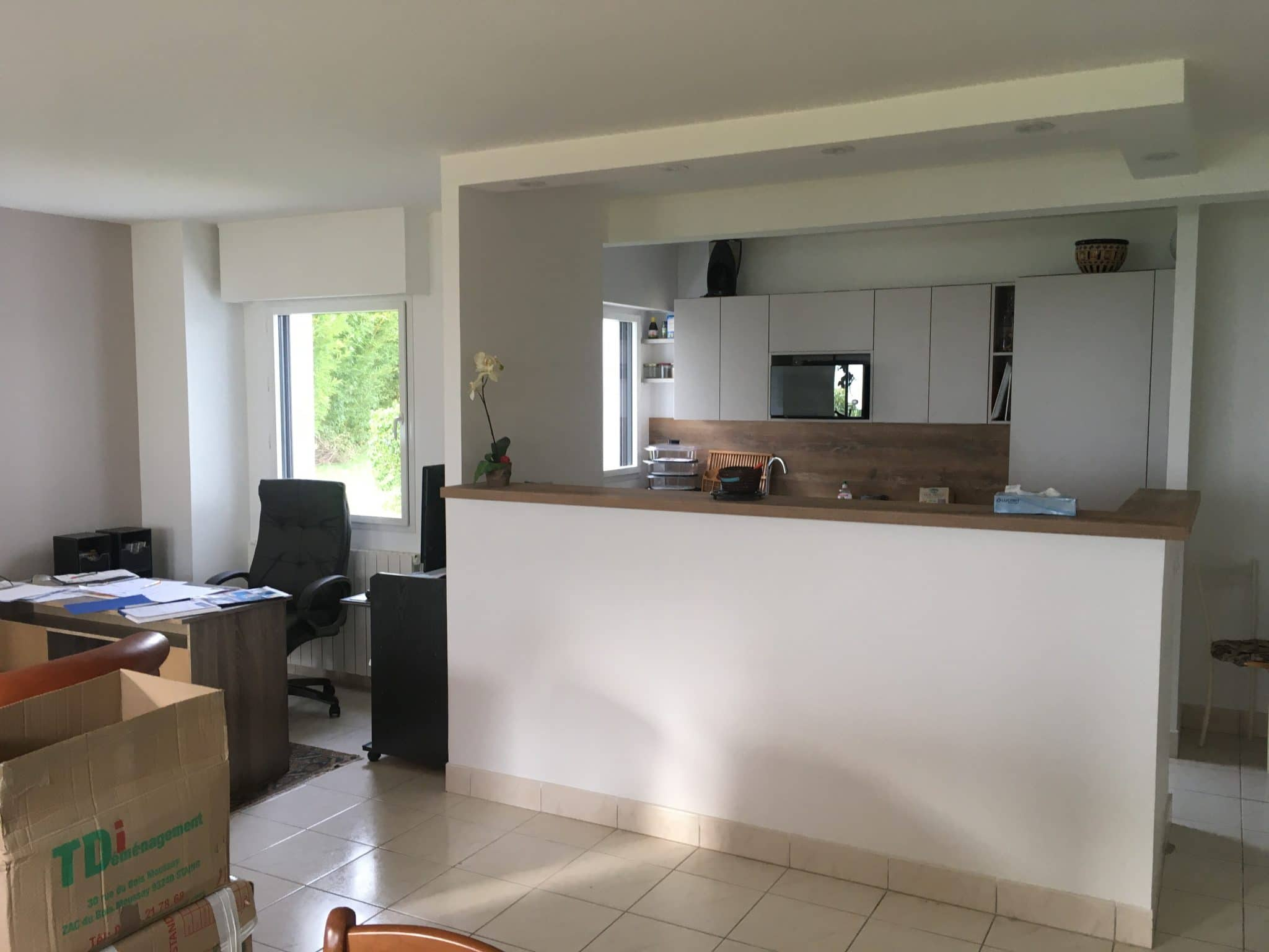 Rénovation d'appartement à Vannes (56)
