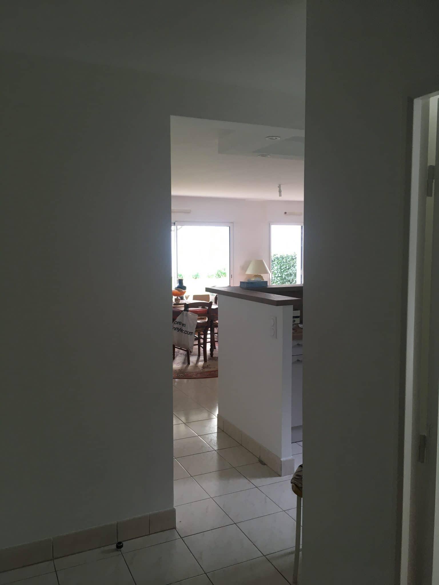 Rénovation d'appartement à Vannes (56)