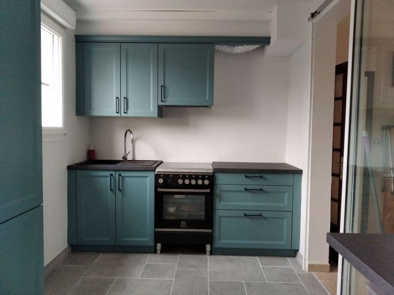Rénovation d'une cuisine à La Tranche-sur-Mer (85)