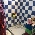 rénovation maison douche avant travaux Lormont