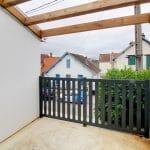rénovation surélévation maison terrasse extérieur étage garde-corps Dijon