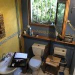 rénovation salle de bain ancienne avant travaux Pays Voironnais