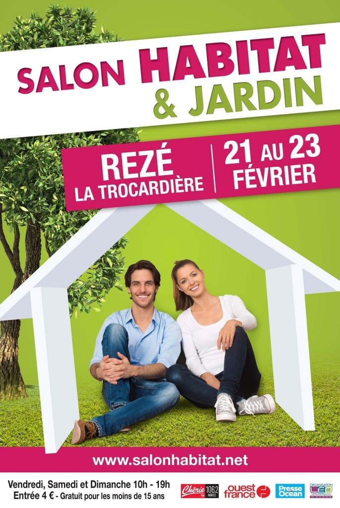salon Habitat et jardin Nantes Sud