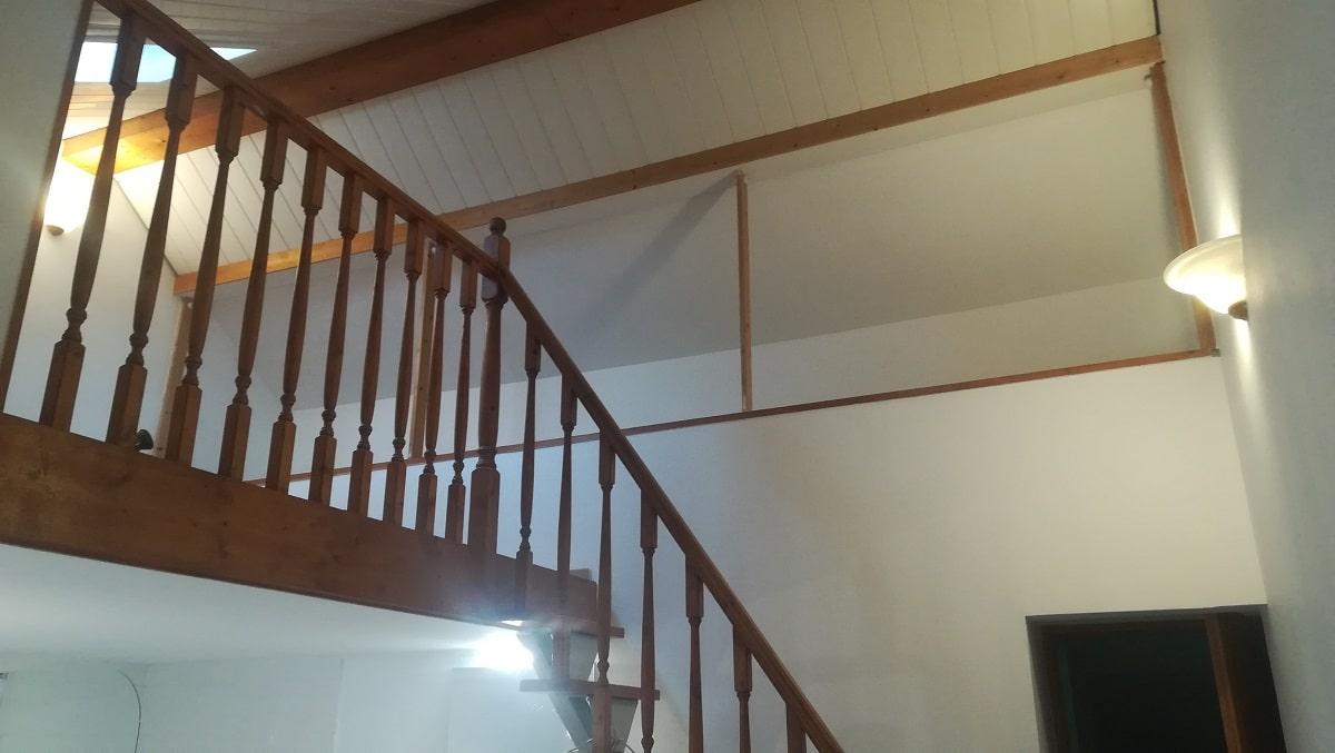 Travaux de rénovation d'une maison à Croix en vue d'une colocation (59)
