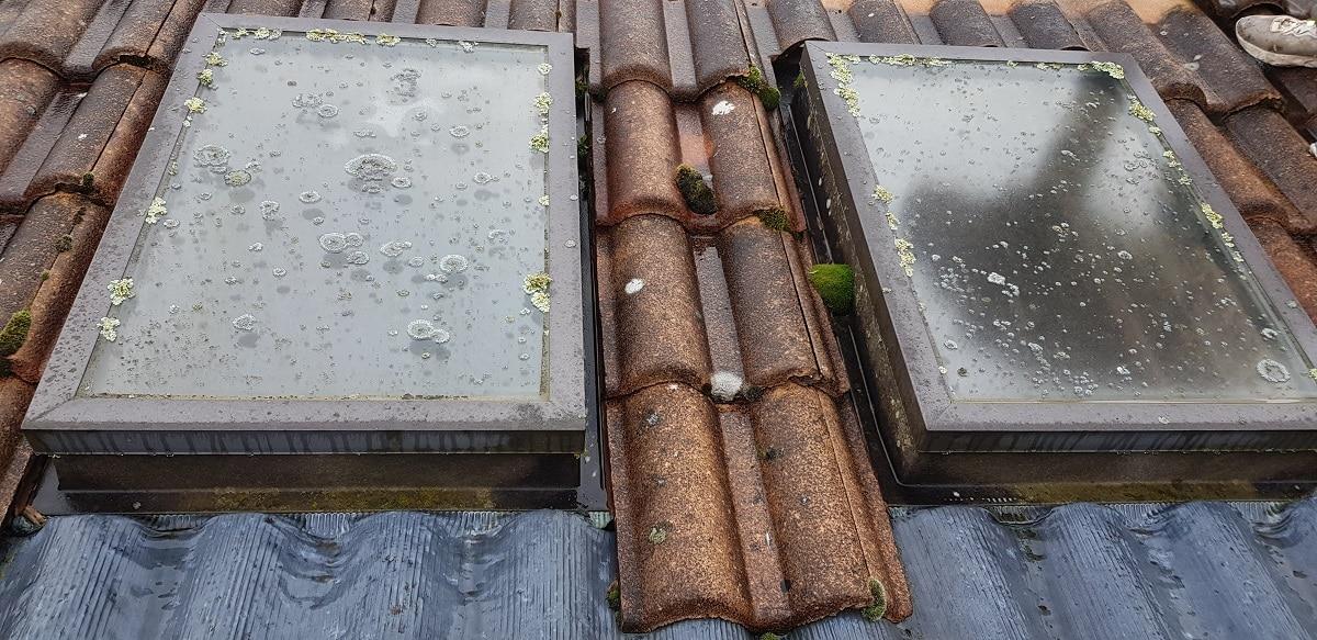 Fenêtre de toit et puits de lumière à Rieumes (31)