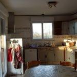 Pose fenêtre de toit et puits de lumière - puits de lumière dans la cuisine