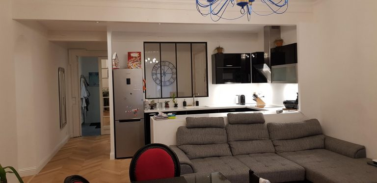 Rénovation d'un appartement de 100 m2 à Toulouse (31)