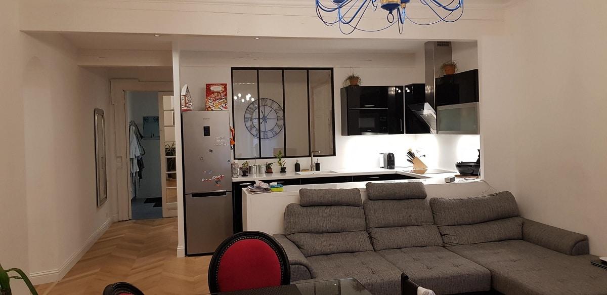 Rénovation d'un appartement de 100 m2 à Toulouse (31)