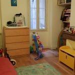 rénovation d'un appartement à Toulouse - mise en peinture chambre enfant