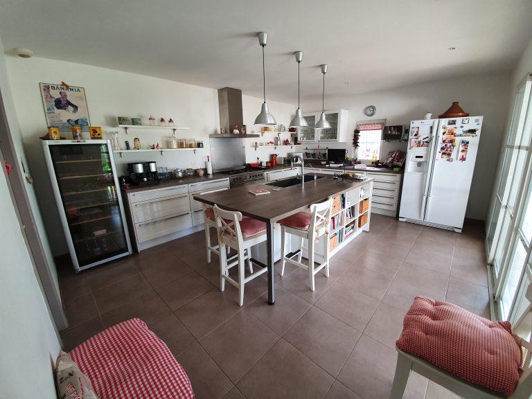 Création d'une cuisine pour une maison à Angoulême (16)