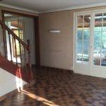 rénovation maison salon pièce à vivre avant travaux Saint-Nolff