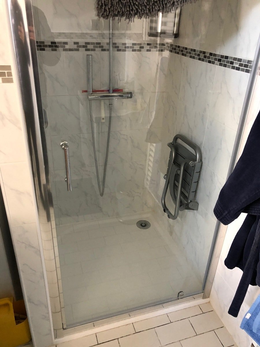 Rénovation d'une salle de bain à Vitry-en-Artois près d'Arras (62)