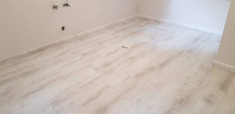 Divers travaux de rénovation pour une maison à Pibrac (31)
