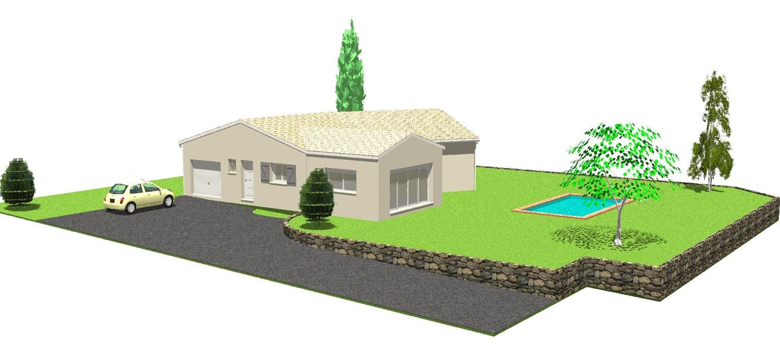 Extension de maison à Paulhac (31)