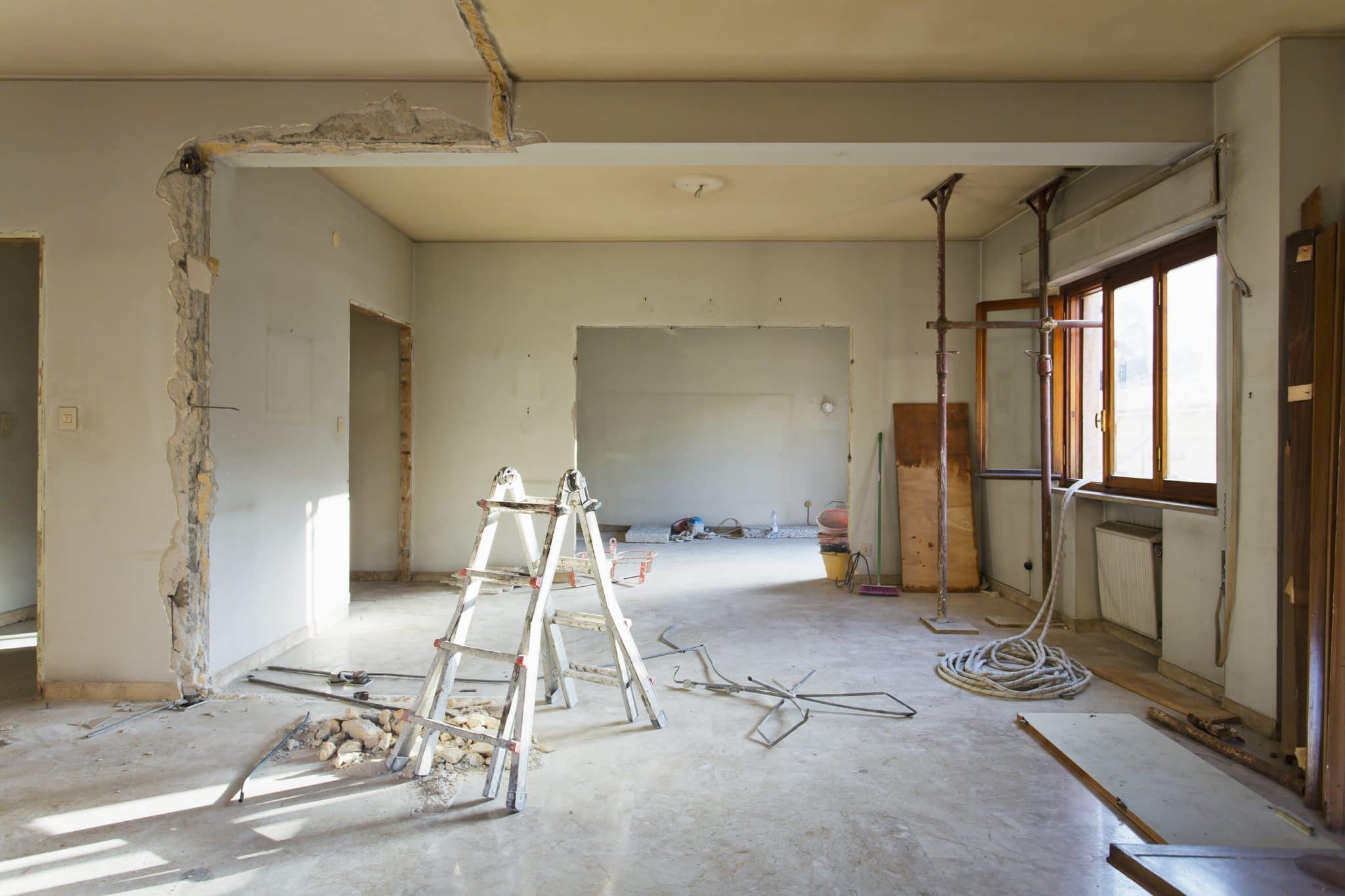 Rénovation appartement 60 m2