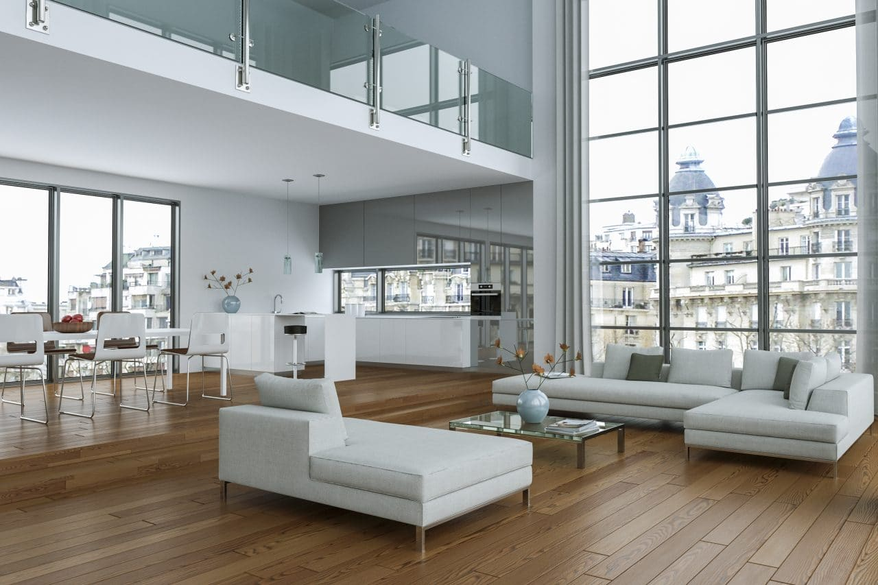 Bel appartement de luxe rénové à Paris
