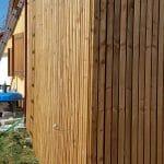 création d'une extension maison en bois : détail de l'ossature