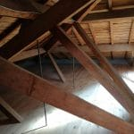 aménagement combles maison bureau isolation électricité placo Clermont-Ferrand