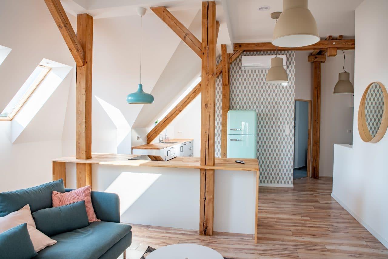 aménagement de combles à Montpellier : appartement