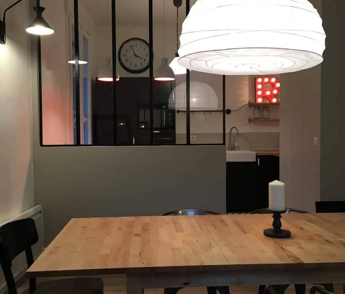 rénovation appartement Montpellier - pièce principale