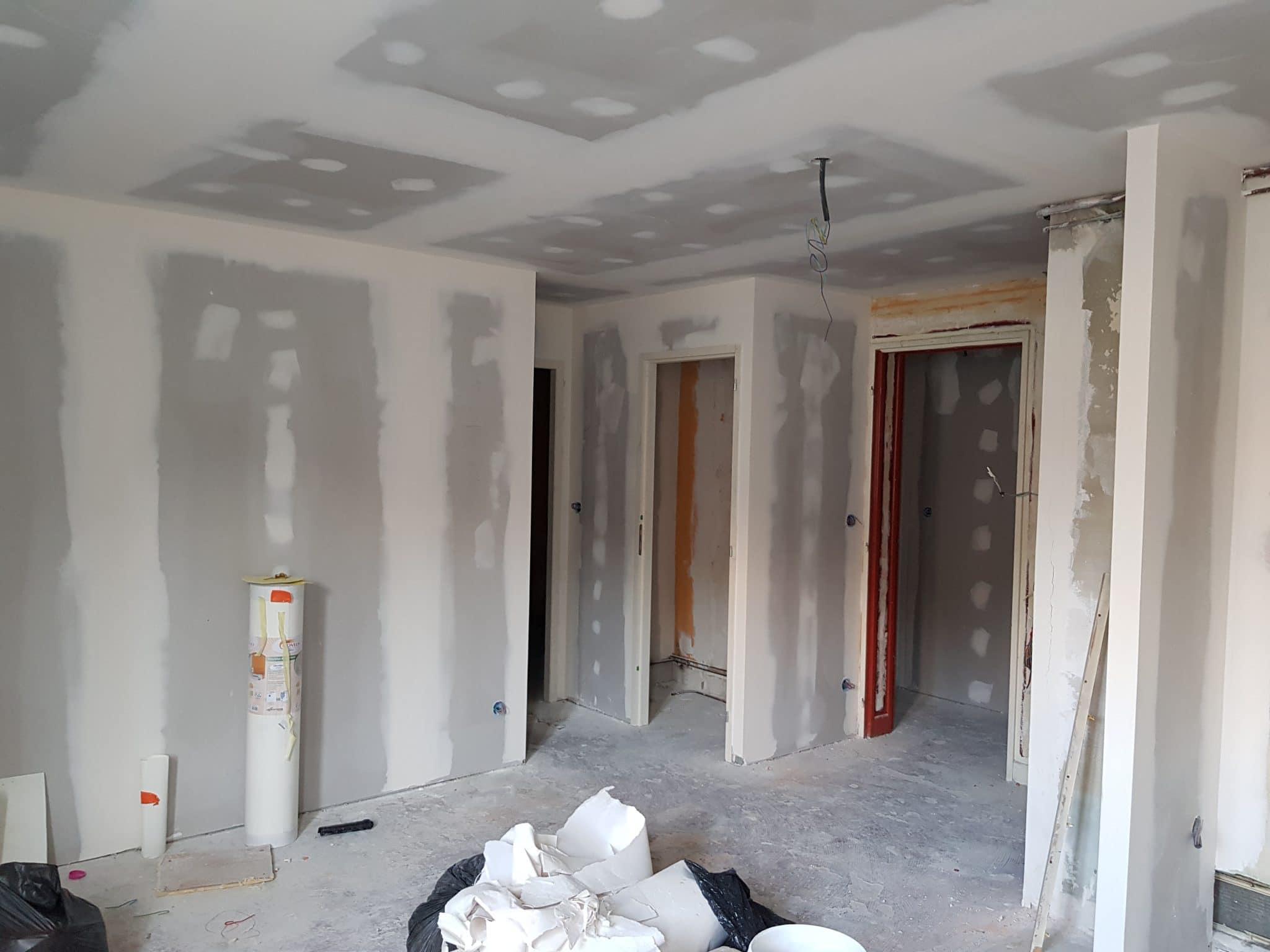 Rénovation totale d'un appartement à Pau (64)