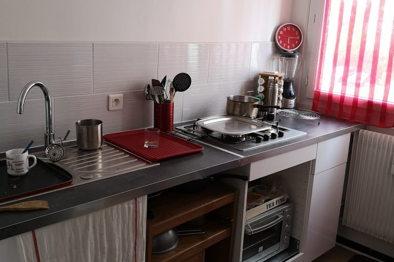 Aménagement d'une cuisine à Clermont-Ferrand (63)