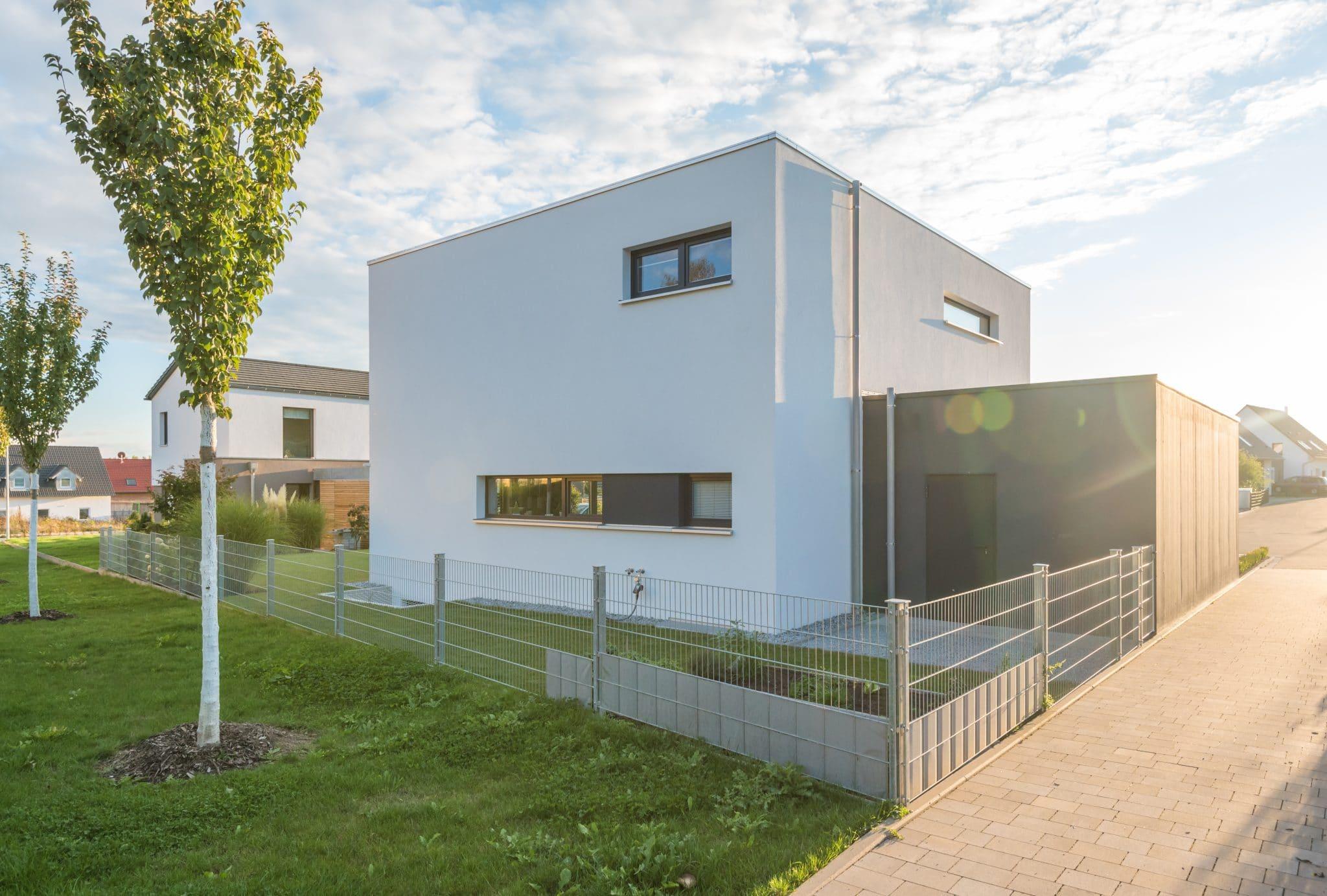 Extension maison moderne : Une façade avec du cachet