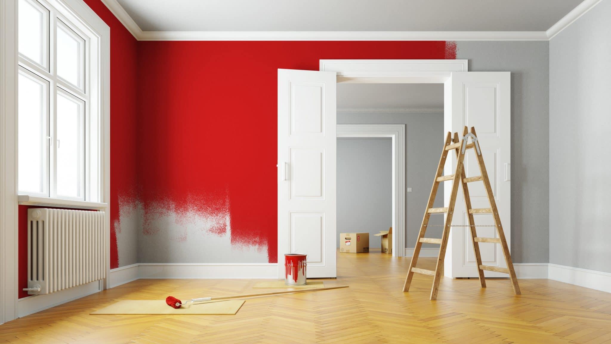 Rénovation des murs