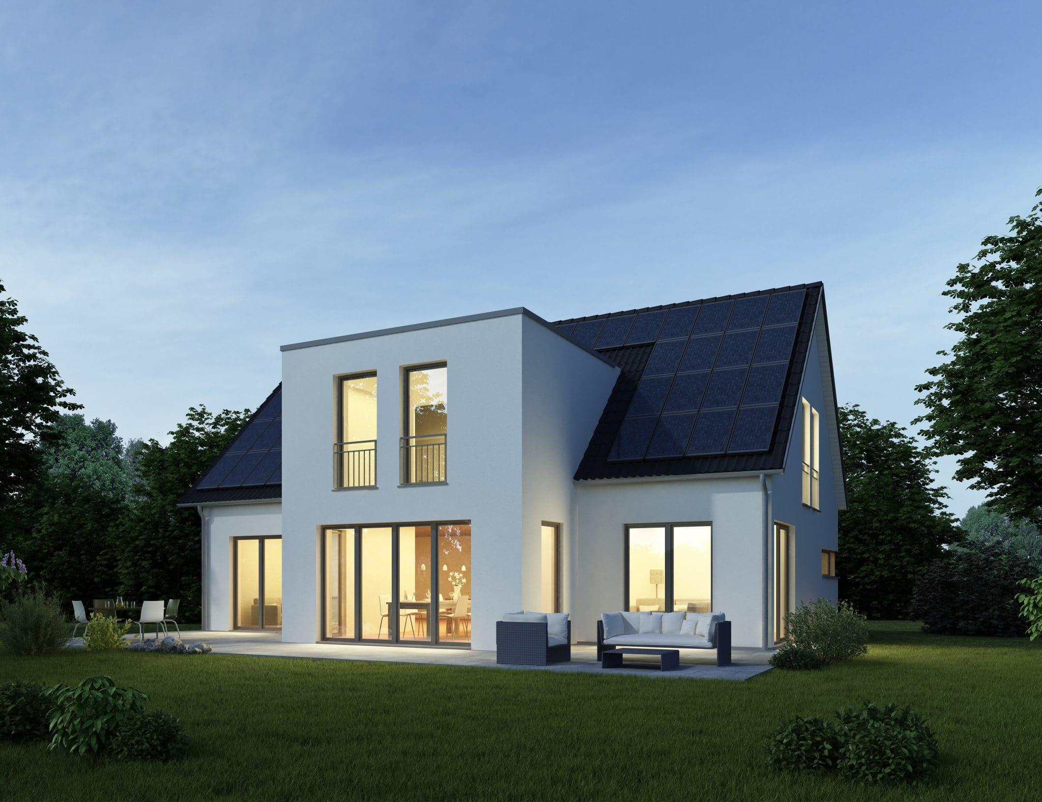 Extension de maison cube : agrandissement design et moderne