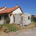 extension de maison à Toul : agrandissement en parpaings