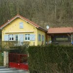 Surélévation de maison à Nancy : toiture refaite, après rehausse