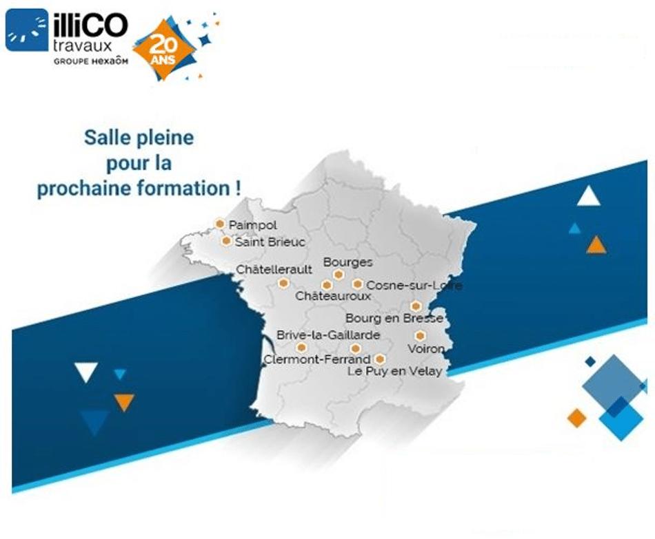 nouvelle formation Niort : nouveaux franchisés illiCO travaux