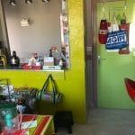 rénovation cuisine verte avant travaux Belleville-sur-Vie