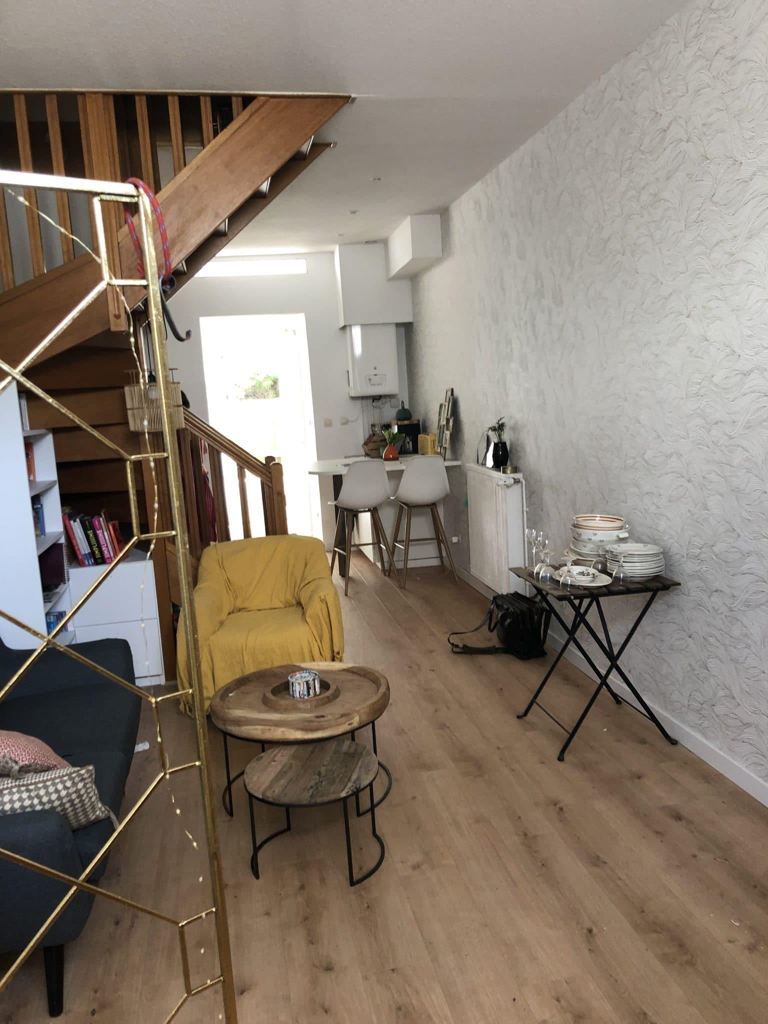 Rénovation intérieure d'un appartement à Grenoble (38)