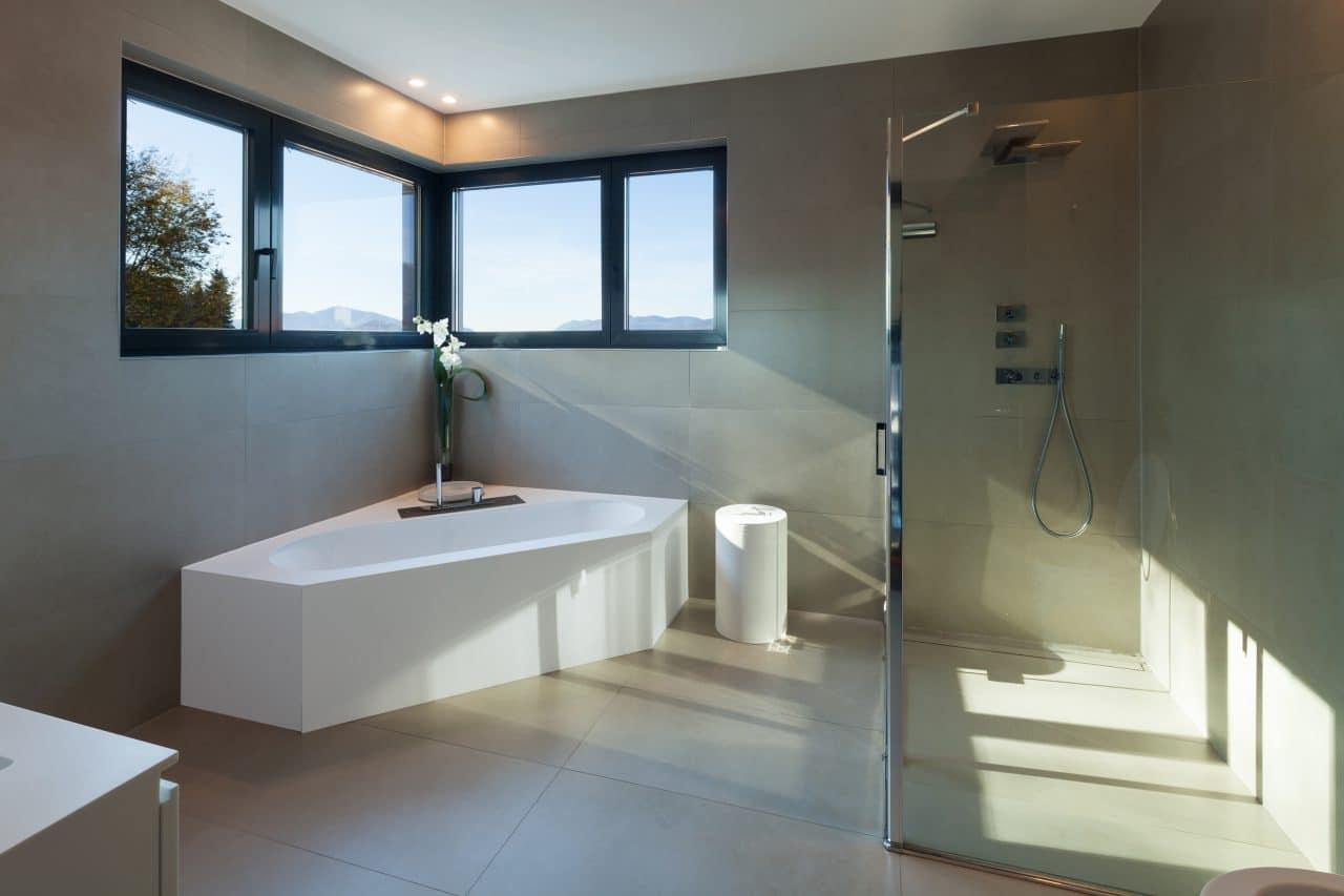 rénovation de maison à Aix-en-Provence - salle de bain