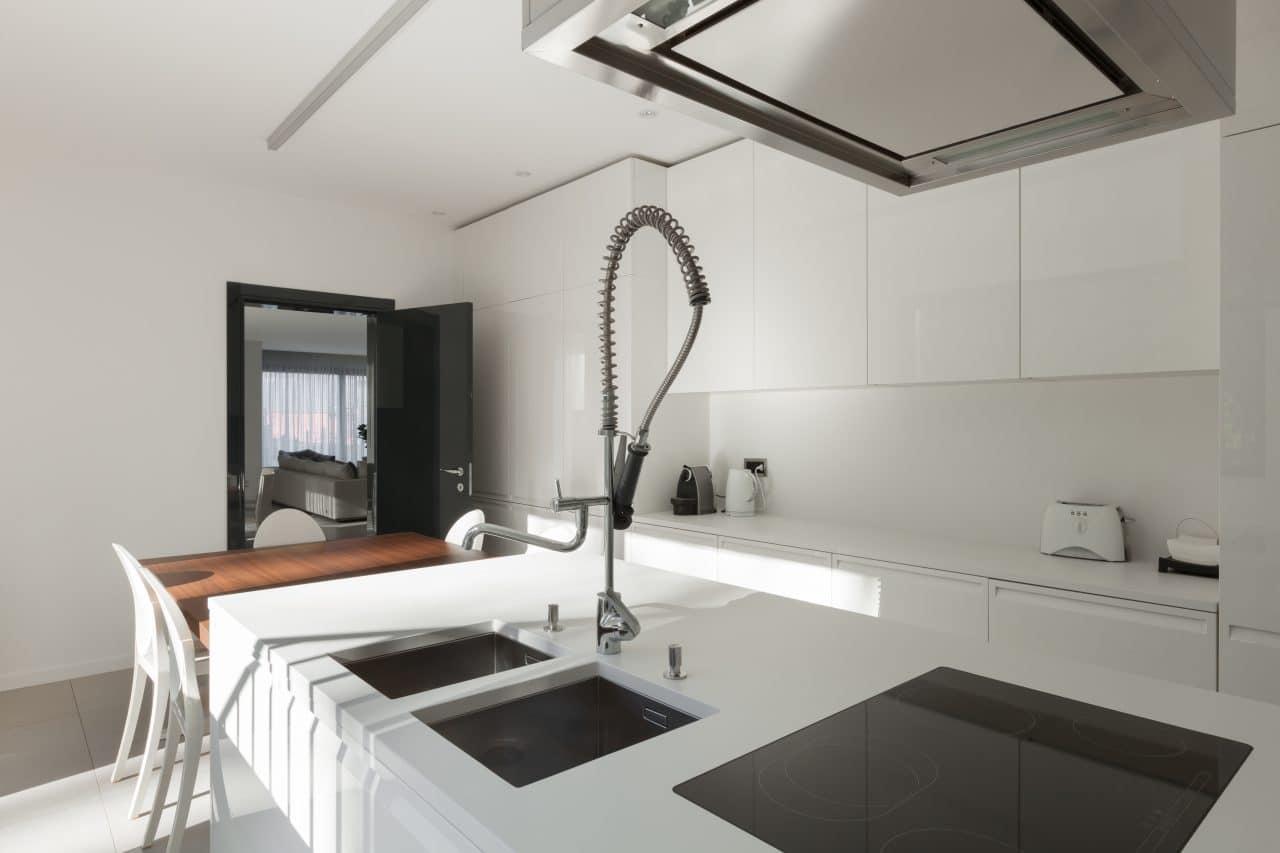 rénovation de maison à Aix-en-Provence - cuisine
