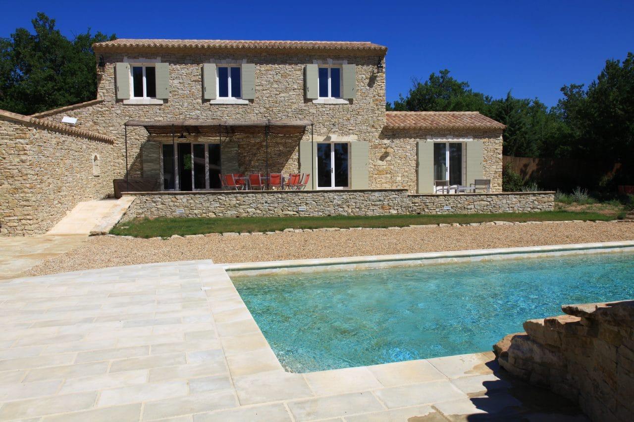 travaux de rénovation de maison à Aix-en-Provence