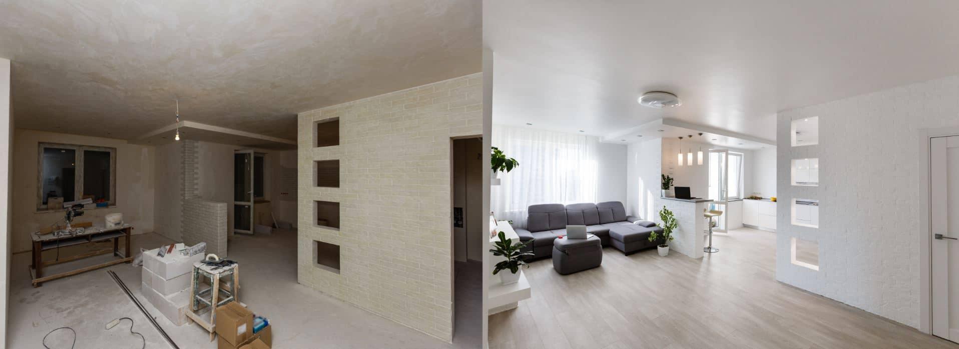 Rénovation de maison à Amiens (80)