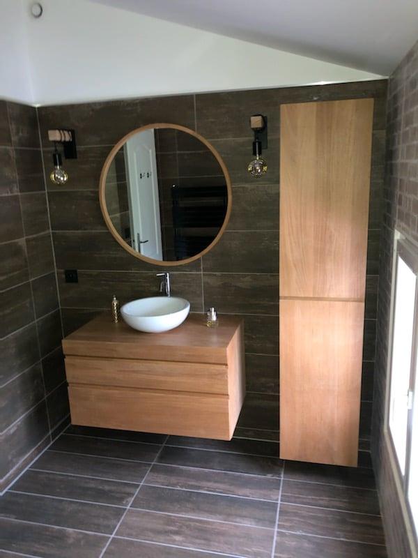 Des travaux de rénovation de salle de bain à Muret (31)