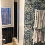 rénovation salle de bain douche avant travaux Saint-Ismier