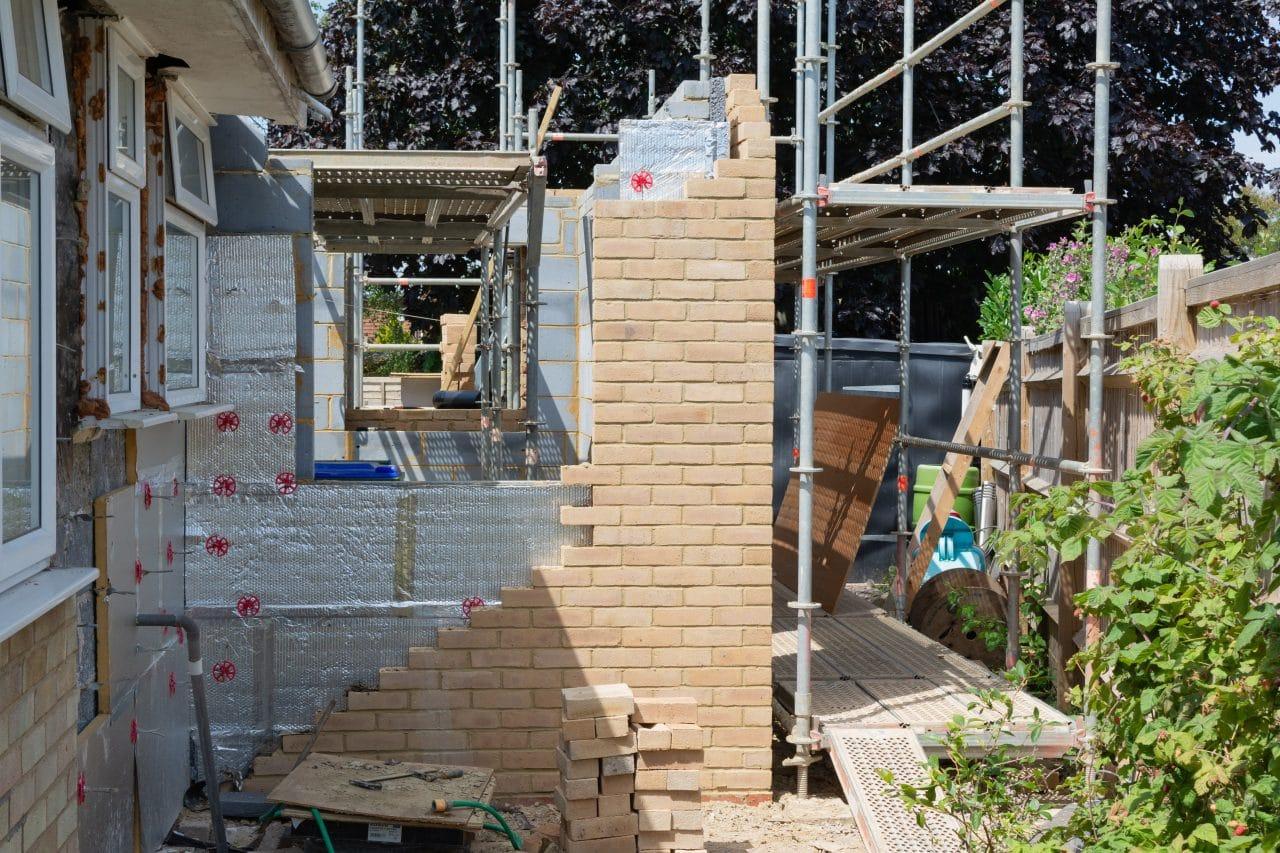 Extension de maison Aix-en-Provence travaux