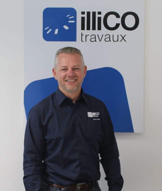 Jean-François PARENT responsable illiCO travaux Nîmes Sud-Ouest