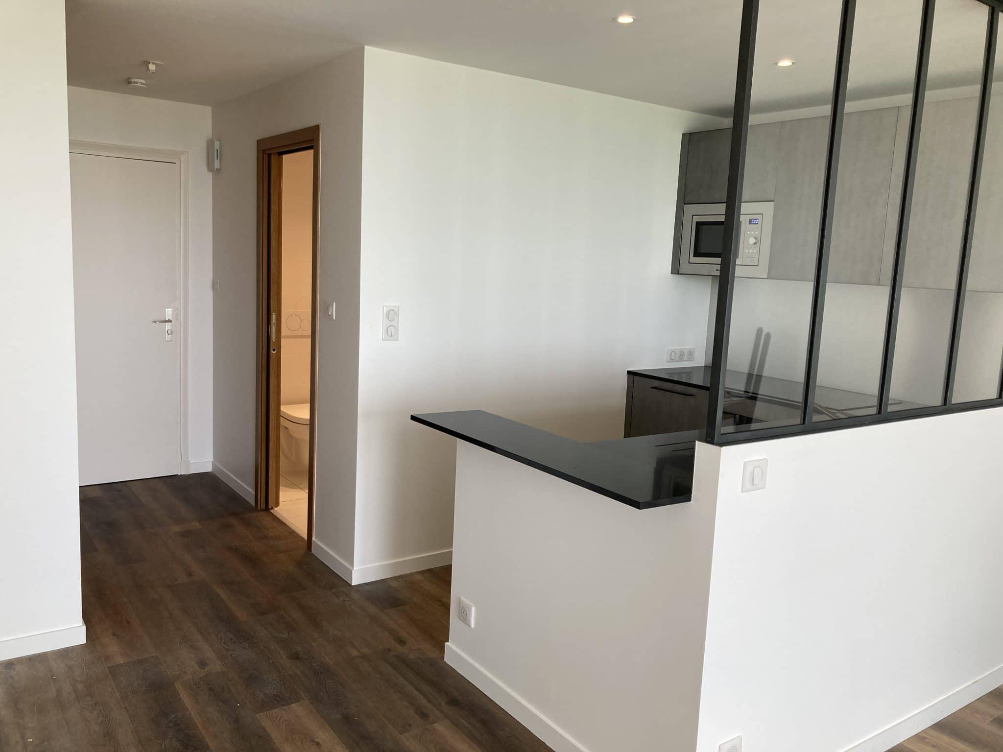 Rénovation complète d'un appartement à Quiberon (56)