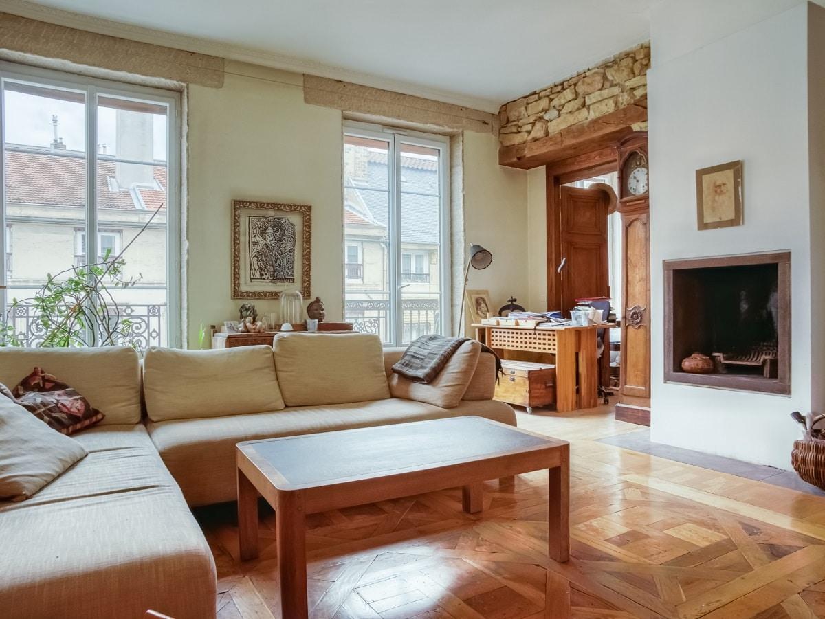 Rénovation d'un appartement à Lyon (69)