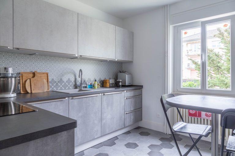 Une maison rénovée à Haguenau (67)