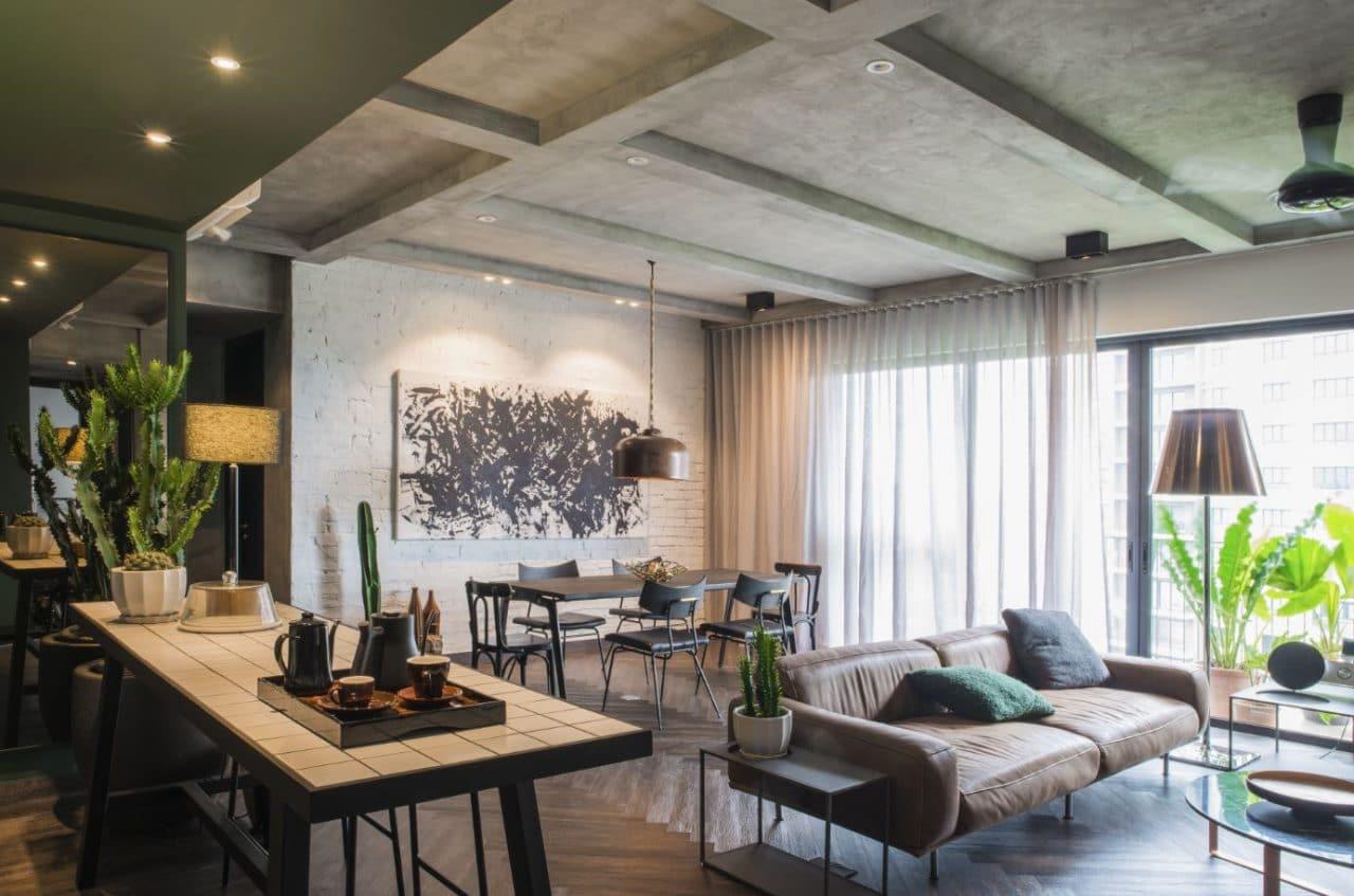 rénovation maison Nîmes Sud-Ouest : aménagement de l'habitat
