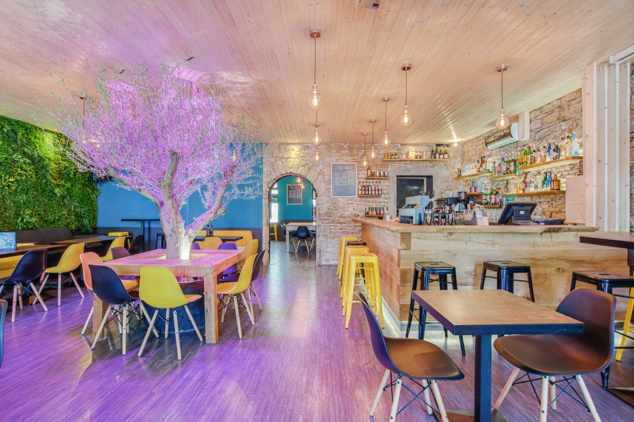 Rénovation totale d'un restaurant à Lyon 6 (69)