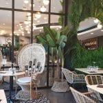 rénovation d'un restaurant à Perpignan : nouvelle ambiance