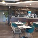 rénovation d'un restaurant à Perpignan : salle principale